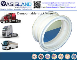Demountable Wheel Rim (9.00X22.5) for Truck and Trailer pictures & photos