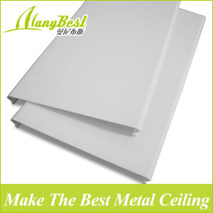 2017 Fashionable C-Shaped Suspended Industrial Aluminum Panel Strip Ceiling Tiles pictures & photos