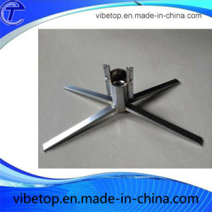 Customer Lowest Price of Aluminum Precision CNC Machining Parts pictures & photos