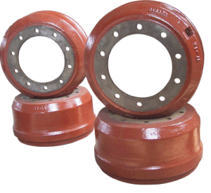 Auto Brake Drum for Chang an/Yutong/Higer/Kinglong Bus pictures & photos