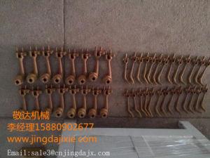 Alloy Casting Parts Sand Core Automatic Double Head Core Shooting Machine Jd500 pictures & photos