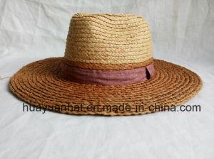 100% Raffia Straw Safari Hats