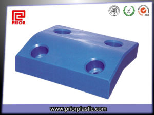 Blue UHMWPE Custom Product with Holes pictures & photos
