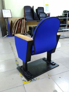 Auditorium Chair / Auditorium Seating / Hall Chair (HJ49) pictures & photos