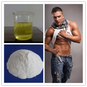 99% Raw Hormone Powder Testosterone Enanthate for Muscle Building pictures & photos