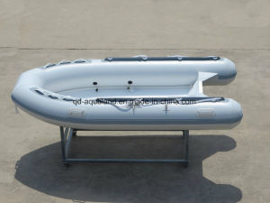 Aqualand 10feet 3m Inflatable Fishing Boat/Rib Motor Boat (RIB300) pictures & photos