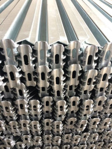 Cup Lock Scaffolding Omega Transom Hot DIP Galvanized Hot Sale pictures & photos