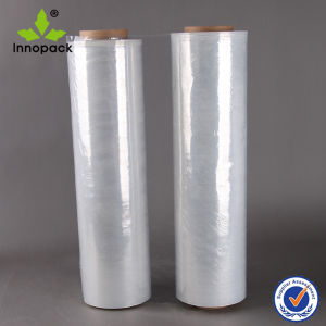 Raw Material for Stretch Film PVC Stretch Food Wrap Film pictures & photos