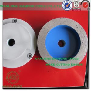 Flaring Cup Wheel for Stone Processing in Grinding Machine-6 Inch Cup Grinding Wheel pictures & photos
