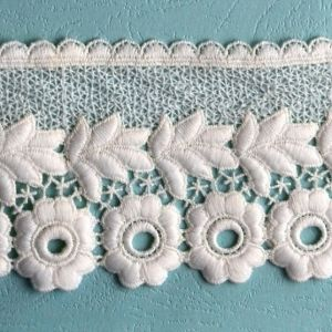 Lovely Fancy Embroidered and Lace Strips pictures & photos