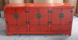 Chinese Wooden Classical Cupboard (LWC219) pictures & photos