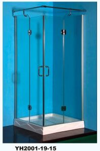 Shower Room in Different Shape