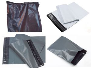 Chinese Shop Online Bag TNT Clear Self Adhesive Seal Plastic Bag pictures & photos
