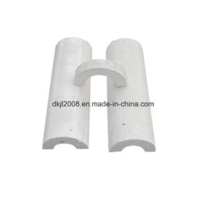 650 C Calcium Silicate Pipe Cover pictures & photos