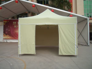 Cheap Pop up Gazebo Folding Tent with Custom Printing pictures & photos