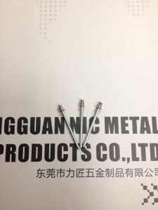Manufacturer of Bulk Supply 3.2*2.8double-Sided Countersunk Head Rivet