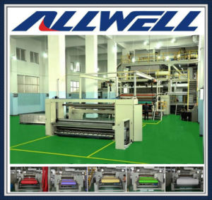 Best Price PP Non Woven Production Line (AW-1600S) pictures & photos