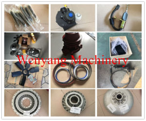 XCMG Lonking 3ton Wheel Loader Transmission Oil Inlet Cover pictures & photos