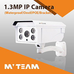 Waterproof P2p IP Camera 1024p 1.3MP with IR Cut CCTV Camera with 1/3 CMOS Sony Sensor pictures & photos
