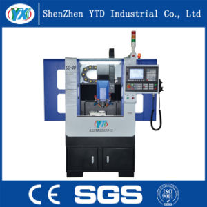 CNC Engraving Machine for Ultra-Thin Glass (Edging and Drilling) pictures & photos