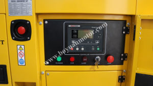 Small Silent Diesel Power Plant Home Use 24kw/30kVA pictures & photos