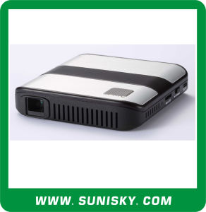 Portable DLP Mini Projector (SMP6201) pictures & photos
