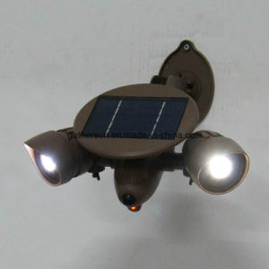 Solar Security Light with Early Warning Plane Appreance pictures & photos