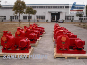 Centrifugal /Trash/Self-Priming Pumps (ST) (Heavy Duty Solids-Handling) pictures & photos