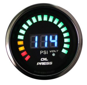 "2"" (52mm) Auto Gauges for 20 LED Digital Gauge (6236) pictures & photos"