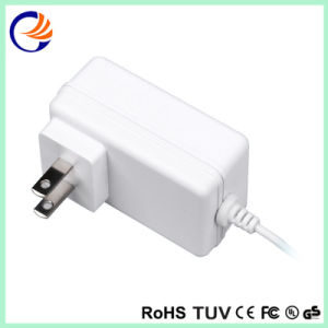 30W UL White Casing Universal AC/DC Adapter Switching Power Supply