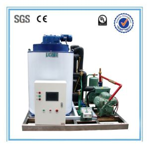 Commercial 5t Flake Ice Machine for Fishery pictures & photos