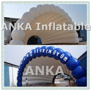 Giant Commercial Inflatable Stage Shell Tent for Show pictures & photos