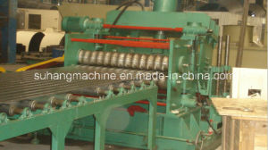 Automatic Hydraulic Punching PLC Control Steel Silo Roll Forming Machine pictures & photos