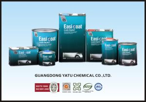 Automotive Rubber Paint for Cars-Easicoat 5 1k Basecoat pictures & photos