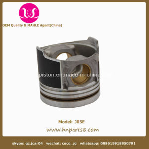 Hino J05e Copper Piston for Kubota Sk200-8 pictures & photos