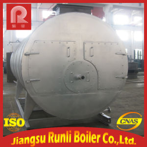 Wns Industrial Heavy Oil and Light Oil Fired Steam Boiler or Hot Water Boiler with Burner pictures & photos