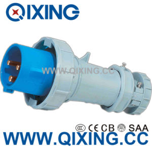IEC 309 Best Quality 63A 3p 230V International Power Plugs pictures & photos