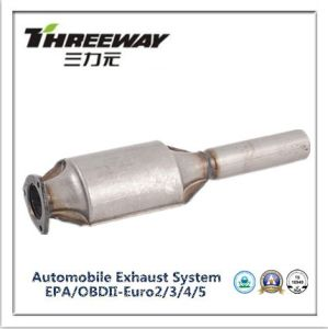 Three Way Catalytic Converter Direct Fit for GM DV6502c pictures & photos