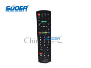 Suoer Superb Quality Universal LCD TV Remote Control LCD TV Remote Control Smart TV Remote Control (PN-210) pictures & photos
