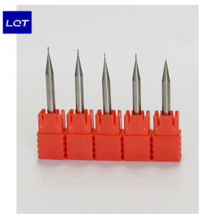 Tungsten Steel Carbide Micro Endmill for Aluminum pictures & photos