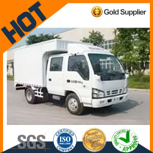 Qingling 100p 2765 Double Cab Light Truck pictures & photos