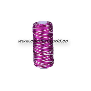 Rayon Embroidery Thread with Small Tube pictures & photos