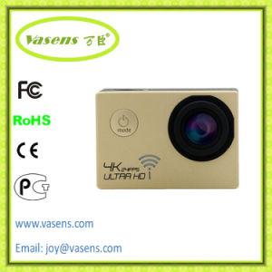 Waterproof Sport DV 4k WiFi Sport Camera pictures & photos