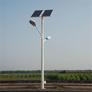 10m LED Solar Street Lamp pictures & photos