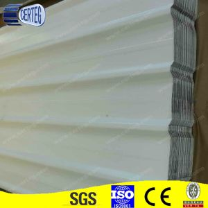 Made in China High Quality Corrugated Color Coated Steel Sheet pictures & photos