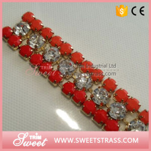 Cup Chain Rhinestones Chaton for Sandal pictures & photos