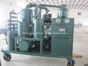 Insulation Oil Filtration Equipment Oil Purifier Dielectric Oil Purification Machine pictures & photos