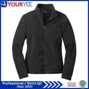 Wholesale Womens Soft Warm Lightweight Full-Zip Fleece Jacket (YYLR113) pictures & photos