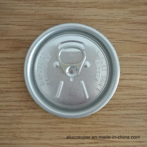 500ml Beer 2PCS Can with 57mm 206 Rpt Eoe Aluminum Lids pictures & photos