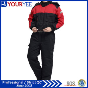 Winter Thicken Warm Work Coveralls Fashion Workwear Boiler Suits (YLT113) pictures & photos